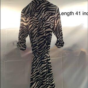 Inc International Concepts button up dress, Sz XL